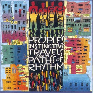 A Tribe Called Quest – People's Instinctive Travels And The Paths of Rhythm