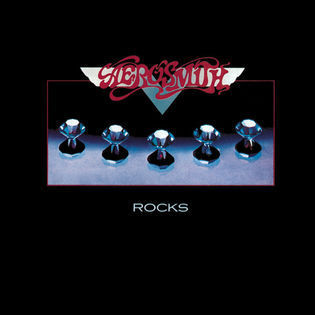 Aerosmith – Rocks