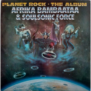 Afrika Bambaataa – Planet Rockː The Album