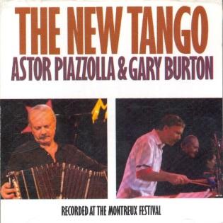 Astor Piazzolla and Gary Burton – The New Tango