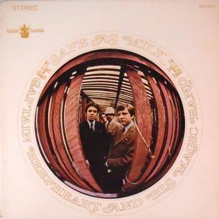 Captain Beefheart and his Magic Band – Safe As Milk
