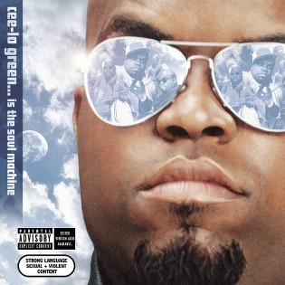 Cee-Lo Green – Cee-Lo Green... Is The Soul Machine