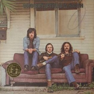 Crosby, Stills and Nash – Crosby, Stills And Nash