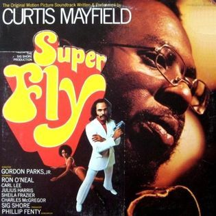 Curtis Mayfield – Superfly