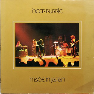 Deep Purple – Made In Japan