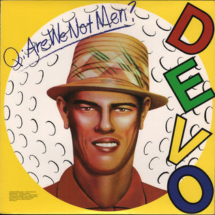 Devo – Qː Are We Not Men? Aː We Are Devo!