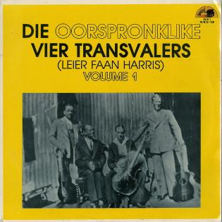 Die Oorspronlike Vier Transvalers Volume 1