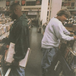 DJ Shadow – Endtroducing…..