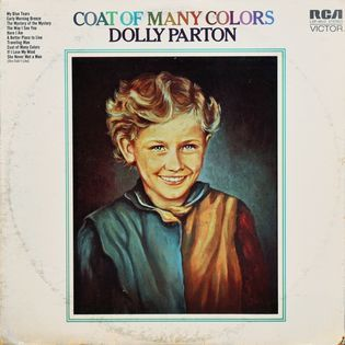 Dolly Parton – Coat Of Many Colors