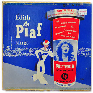 Édith Piaf Sings [1950]
