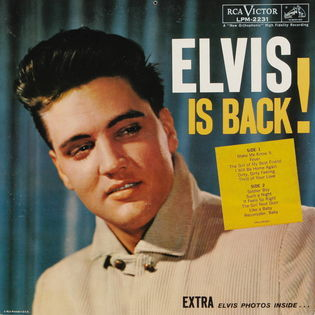 Elvis Presley – Elvis Is Back!