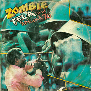 Fela and Afrika 70 – Zombie