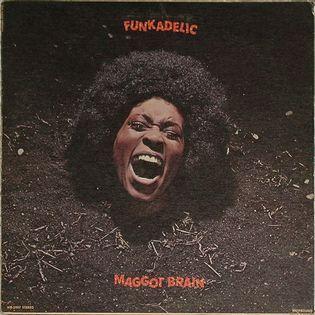 Funkadelic – Maggot Brain