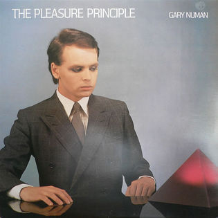 Gary Numan – The Pleasure Principle