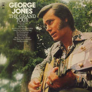 George Jones – The Grand Tour