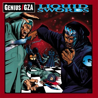 Genius/GZA – Liquid Swords