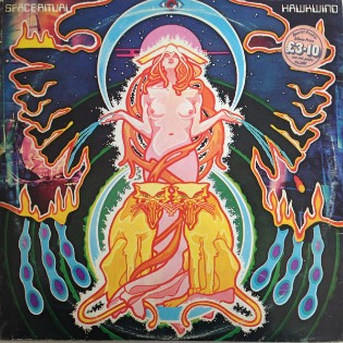 Hawkwind – The Space Ritual Alive In Liverpool And London