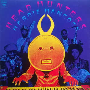 Herbie Hancock – Head Hunters