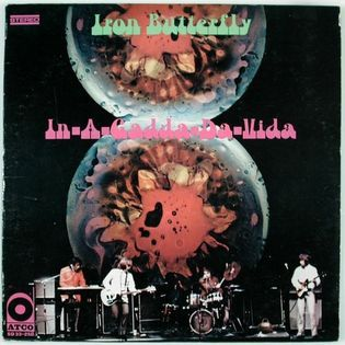 Iron Butterfly – In-A-Gadda-Da-Vida