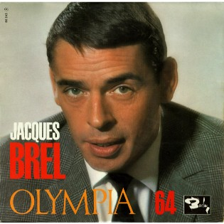 Jacques Brel – Olympia 64