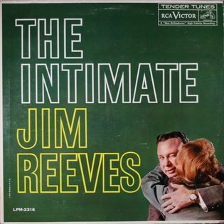 The Intimate Jim Reeves
