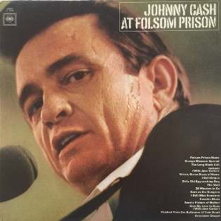 Johnny Cash – At Folsom Prison