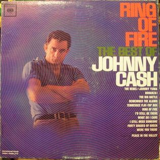 Ring Of Fireː The Best Of Johnny Cash