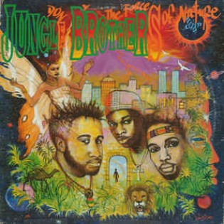 Jungle Brothers – Done By The Forces Of Nature