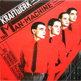 Kraftwerk – The Man-Machine