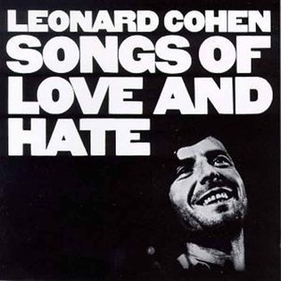 Leonard Cohen – Songs Of Love And Hate
