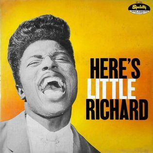 Little Richard – Here's Little Richard