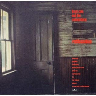 Lloyd Cole and The Commotions – Rattlesnakes