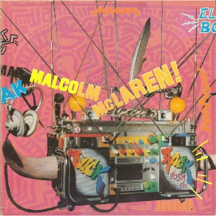 Malcolm McLaren and The World's Famous Supreme Team – Duck Rock