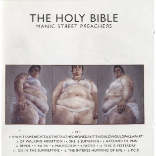 Manic Street Preachers – The Holy Bible