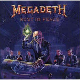 Megadeth – Rust In Peace