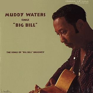 Muddy Waters Sings 'Big Bill'