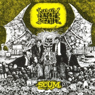 Napalm Death – Scum
