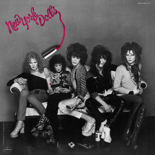 New York Dolls – New York Dolls