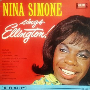 Nina Simone Sings Ellington