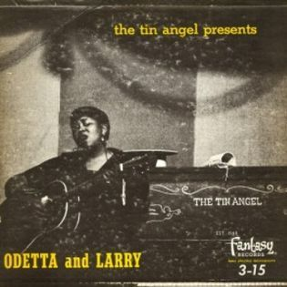 The Tin Angel Presents Odetta And Larry