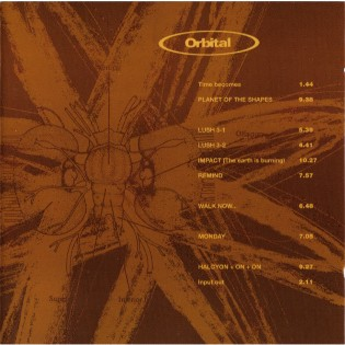 Orbital – Orbital [1993]