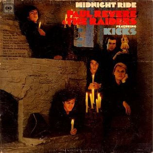 Paul Revere and The Raiders – Midnight Ride