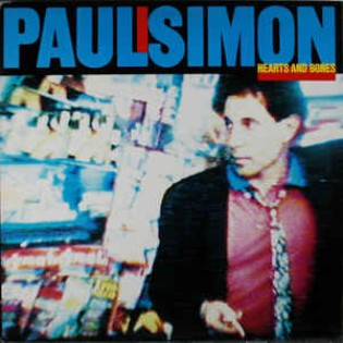 Paul Simon – Hearts And Bones