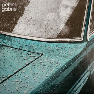 Peter Gabriel – Peter Gabriel [1977]