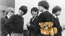Top 10: The Rolling Stones