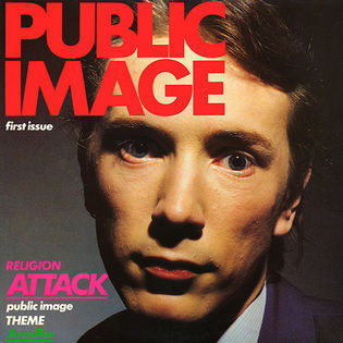 Public Image Ltd. – Public Image (First Issue)