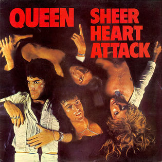 Queen – Sheer Heart Attack