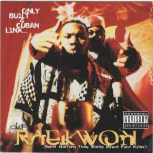 Raekwon – Only Built 4 Cuban Linx…