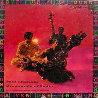 Ravi Shankar – The Sounds Of India
