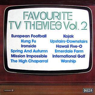Favourite TV Themes Volume Two